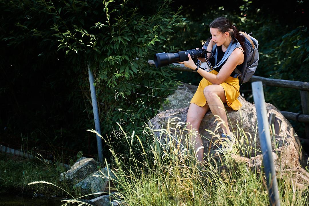 Bety na lovu